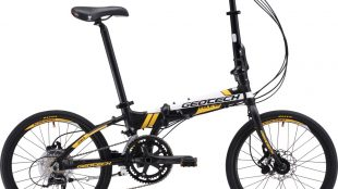 Geotech Fold-Up 20.1 22th Year Special Folding Bike
