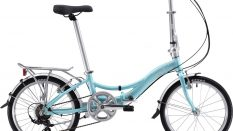 Geotech Fold-Up 20.6 22th Year Special Folding Bike