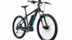 Geotech E-Mobile 3 Unisex Shimano Steps E-Bike
