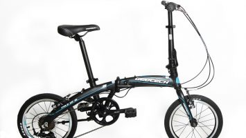 Geotech Fold-Up 16 Folding Bike
