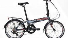Geotech Fold-Up 20.7 Folding Bike