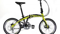 Geotech Life Fold-Up 20.0 Folding Bike