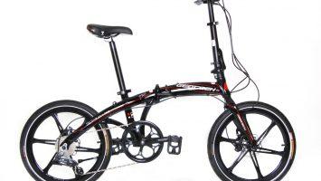 Geotech Life Fold-Up 20.1 PRO Folding Bike