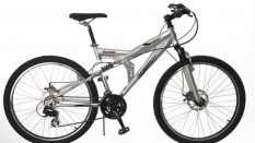 Geotech Bomber 26 Rim Mountain Bike