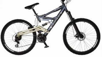 Geotech Bomber Downhill 26 Rim Mountain Bike