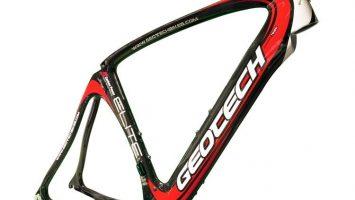 Geotech Elite Carbon Time Trail Road Bike Frame