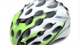 Geotech Adult Bicycle Helmet – Green Pny39