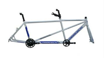 Geotech Strong CX Tandem Frame Set