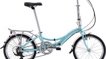 Geotech Fold-Up 20.6 22. Yıl Özel Seri Katlanır Bisikleti