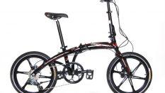 Geotech Life Fold-Up 20.1 PRO Katlanır Bisiklet