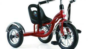 Geotech Mini Tricycle 3 Tekerlekli Çocuk Bisikleti