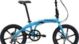 Geotech Fold-Up 20.1 Pro 22th Year Special Folding Bike