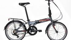 Geotech Fold-Up 20.7 Folding Bike