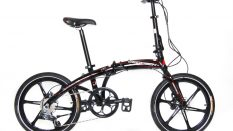 Geotech Life Fold-Up 20.1 PRO Folding Bike
