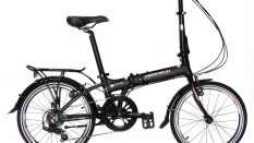 Geotech Fold-Up 20.7 Carrier Folding Bike