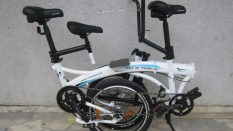 Geotech Fold-Up 20 Tandem Folding Bike