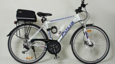 Geotech Disc Brake Police Bike