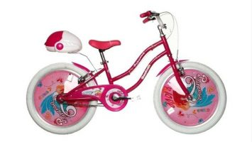 Geotech Princess 20 Rim Kid Bike