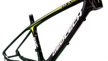 Geotech Manic 26 inc Carbon Mountain Bike Frame