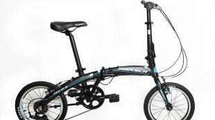 Geotech Fold-Up 16 Katlanır Bisiklet