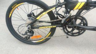 Geotech Fold-Up 20.1 22. Yıl Özel Seri Elektrikli Katlanır Bisikleti