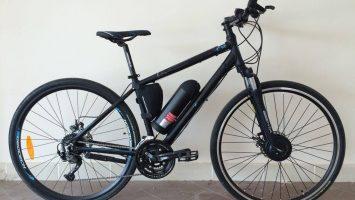 Geotech Trip Cx 5 22. Yıl Özel Seri Elektrikli Şehir/Tur Bisikleti