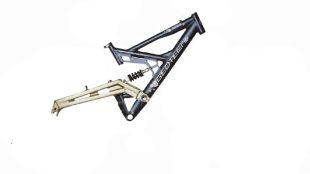 Geotech Bomber Down Hill 26 Jant Dağ Bisikleti Kadrosu