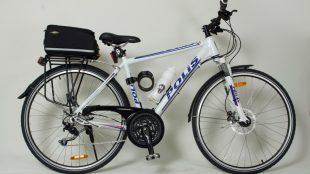 Geotech Disc Frenli Polis Bisikleti