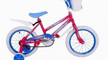 Geotech Twirl 16 Jant Çocuk Bisikleti Pembe