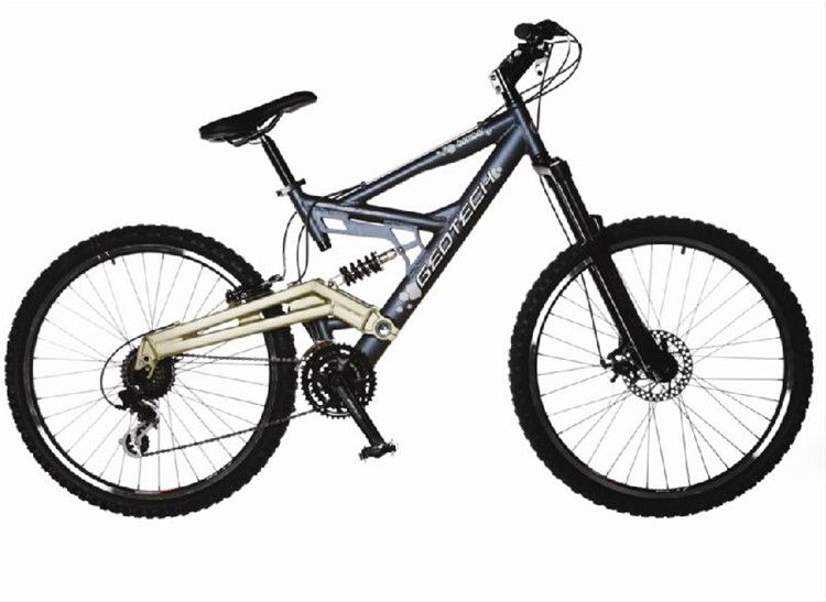 Geotech Bomber Downhill 26 Jant Da Bisikleti