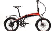 Geotech Fold-Up E20 Elektrikli Katlanır Bisiklet