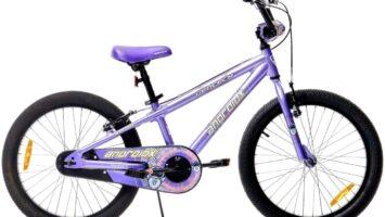Geotech Androidx V-Fren 20 Jant Çocuk Bisikleti – Mor