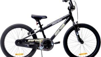 Geotech Androidx V-Fren 20 Jant Çocuk Bisikleti – Siyah