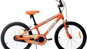Geotech Androidx V-Fren 20 Jant Çocuk Bisikleti – Turuncu