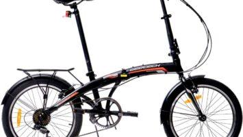 Geotech Fold-Up 20 Jant 7 Vites Katlanır Bisiklet