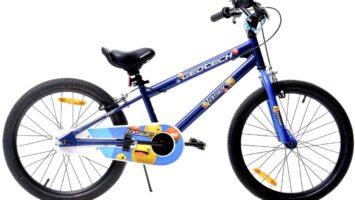 Geotech Laser V-Fren 20 Jant Çocuk Bisikleti – Mavi