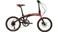 Geotech Fold-Up 20.2 Katlanabilir Bisiklet
